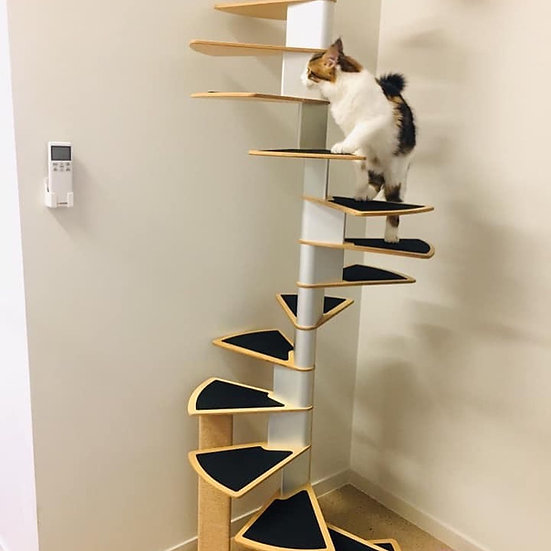 Catswall Design Spiral Cat Staircase