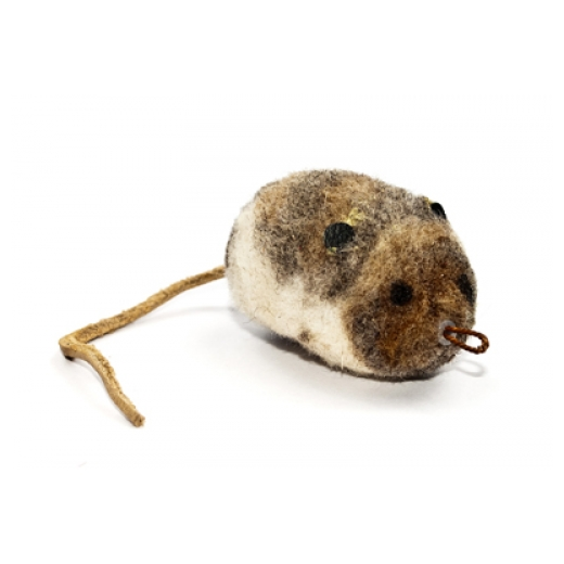 Purrs Woolly Vole Cat Toy Wand Attachment