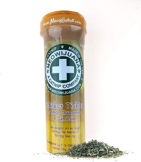 Meowijuana Whisker Tickler - Organic Catnip Blend