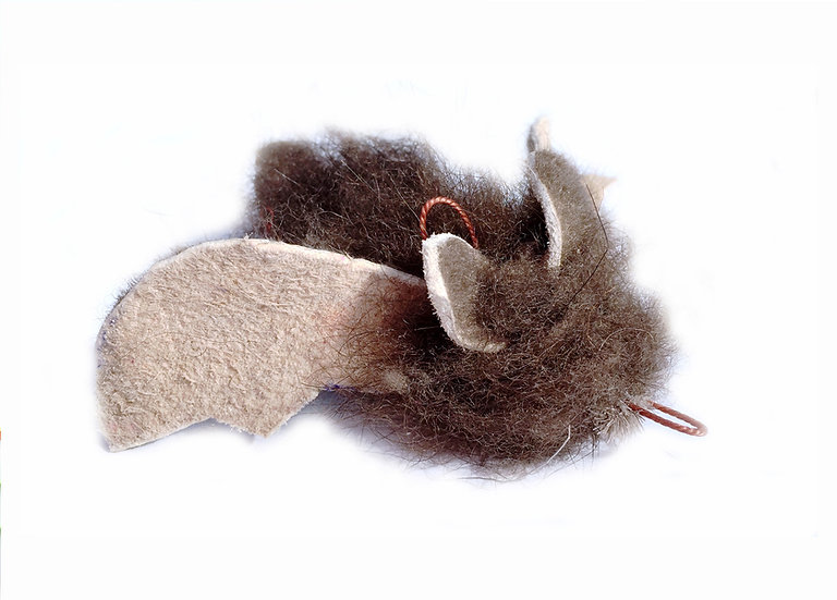 Purrs Buffalo Bat Attachment for Cat Wands