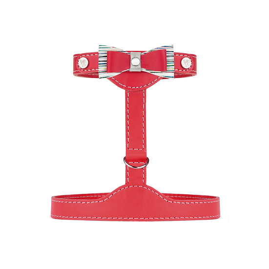 Smart Animal Cat Harness - Prestige Collection (Red)