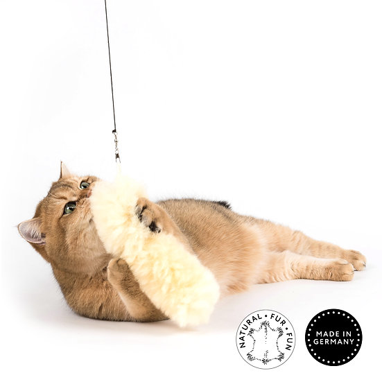Profeline Lambskin Cat Wand Attachment