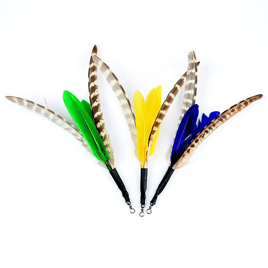 Frenzy Fast Flyer Feather Attachment