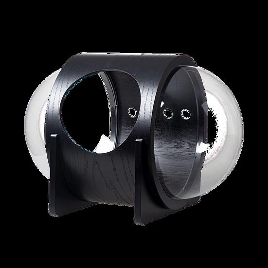 MYZOO Spaceship Alpha (Black) Cat Bed