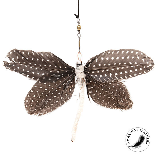 Papillon Pepita Butterfly Cat Wand Attachment Toy