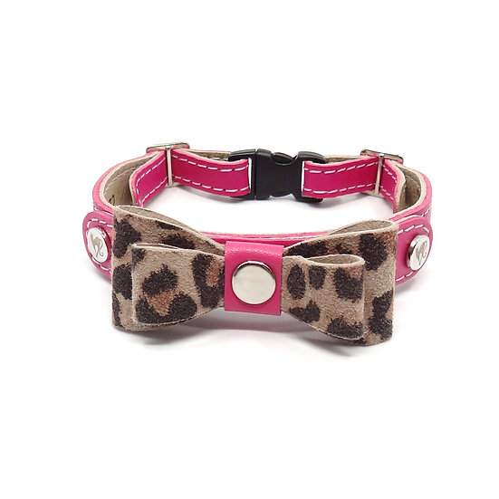 Smart Animal Cat Collar - Prestige Collection (Pink)