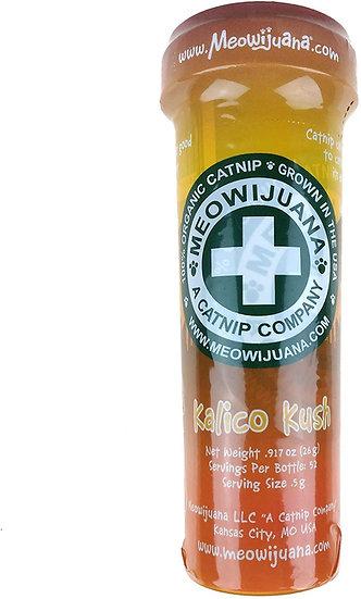 Meowijuana Kalico Kush - Catnip + Valerian Root Blend