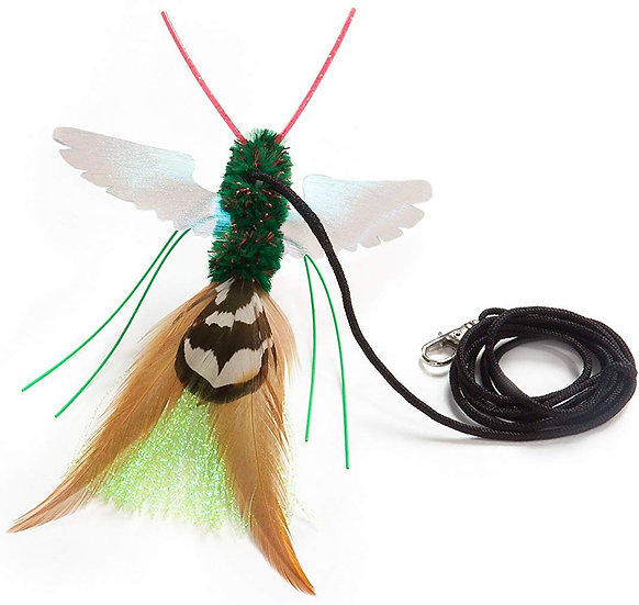 Neko Flies / Pet Ki Birbug Cat Toy Attachment