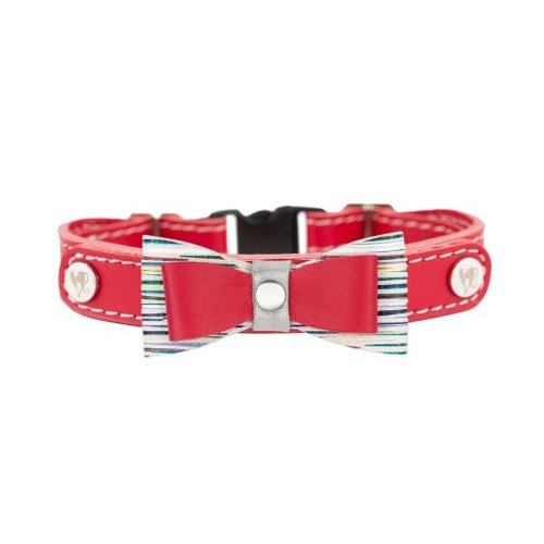 Smart Animal Cat Collar - Prestige Collection (Red)