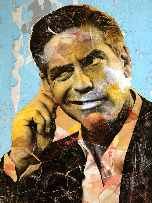 George Clooney - 60X80cm