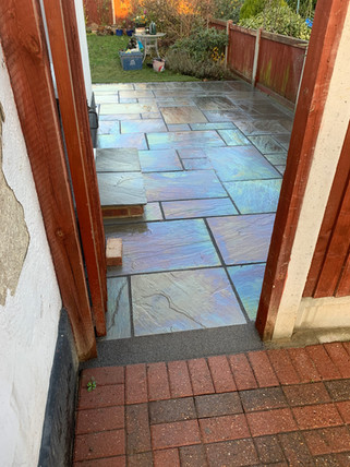 Kandla grey Indian sandstone
