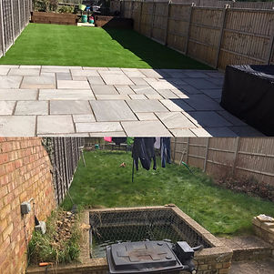 Waltham Abbey Makeover