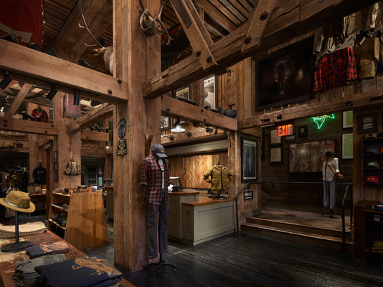 Filson Opens New York Flagship