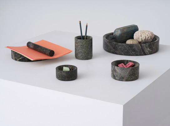 Collection from EQ3 and Studio Gorm is Set in Stone