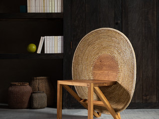 Sculptural Chairs Inspired by Proust