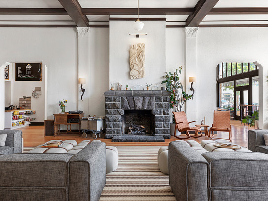 Refresh at the SCP Redmond Hotel Nabs Preservation Award