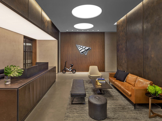 Art-Forward Offices at Roc Nation