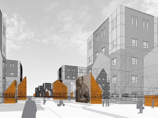 Reconstructions: Architecture and Blackness in America at MoMA
