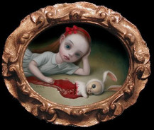 The Cloven Bunny by Mark Ryden