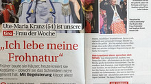 "Frau Frohnatur ist ""Frau der Woche"""