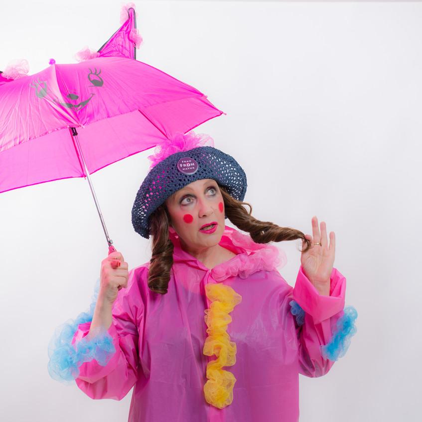 """""""Kamelle-Regen"""""""