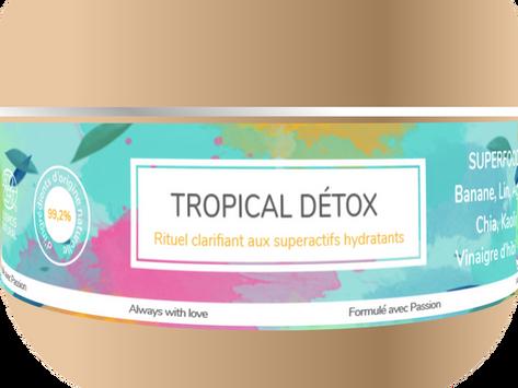Je teste le Tropical Detox