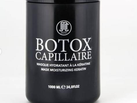 Le botox capillaire, parlons en.