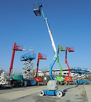 BSK-Niederrhein LKW Hub- und Scheren