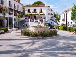 Mijas - Plaza de la Constitucion
