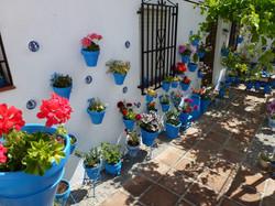 Mijas Village/Pueblo blue pots