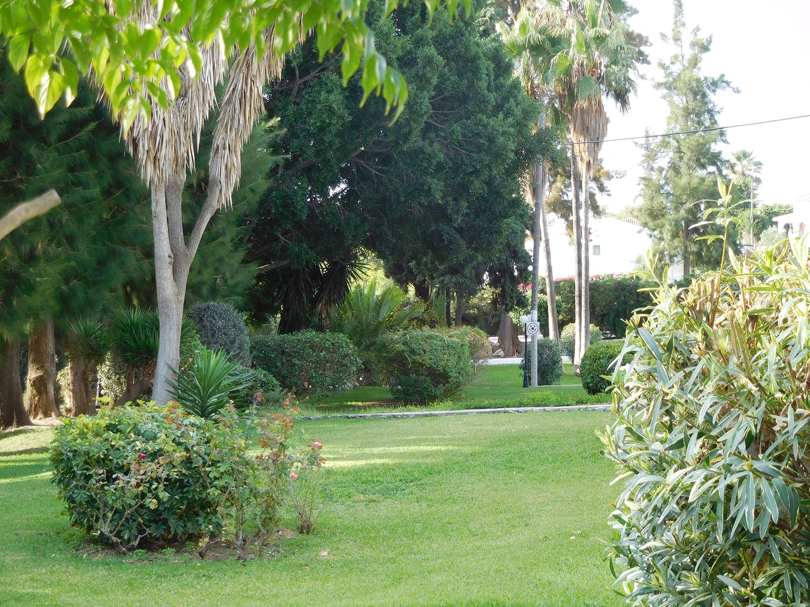 Explore the landscaped gardens