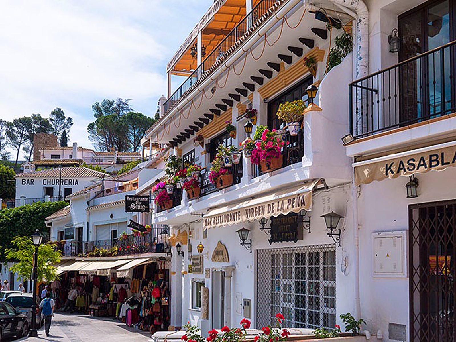 Mijas Village/Pueblo - Main Square