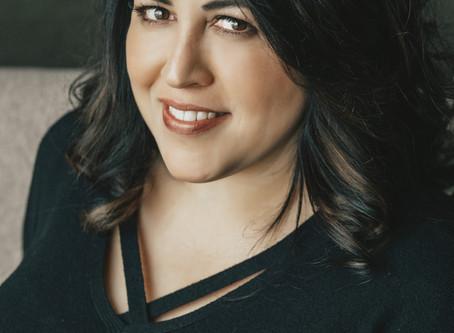 Author Spotlight with Andrea Johnston