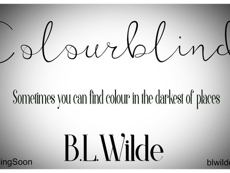Colourblind is coming!!