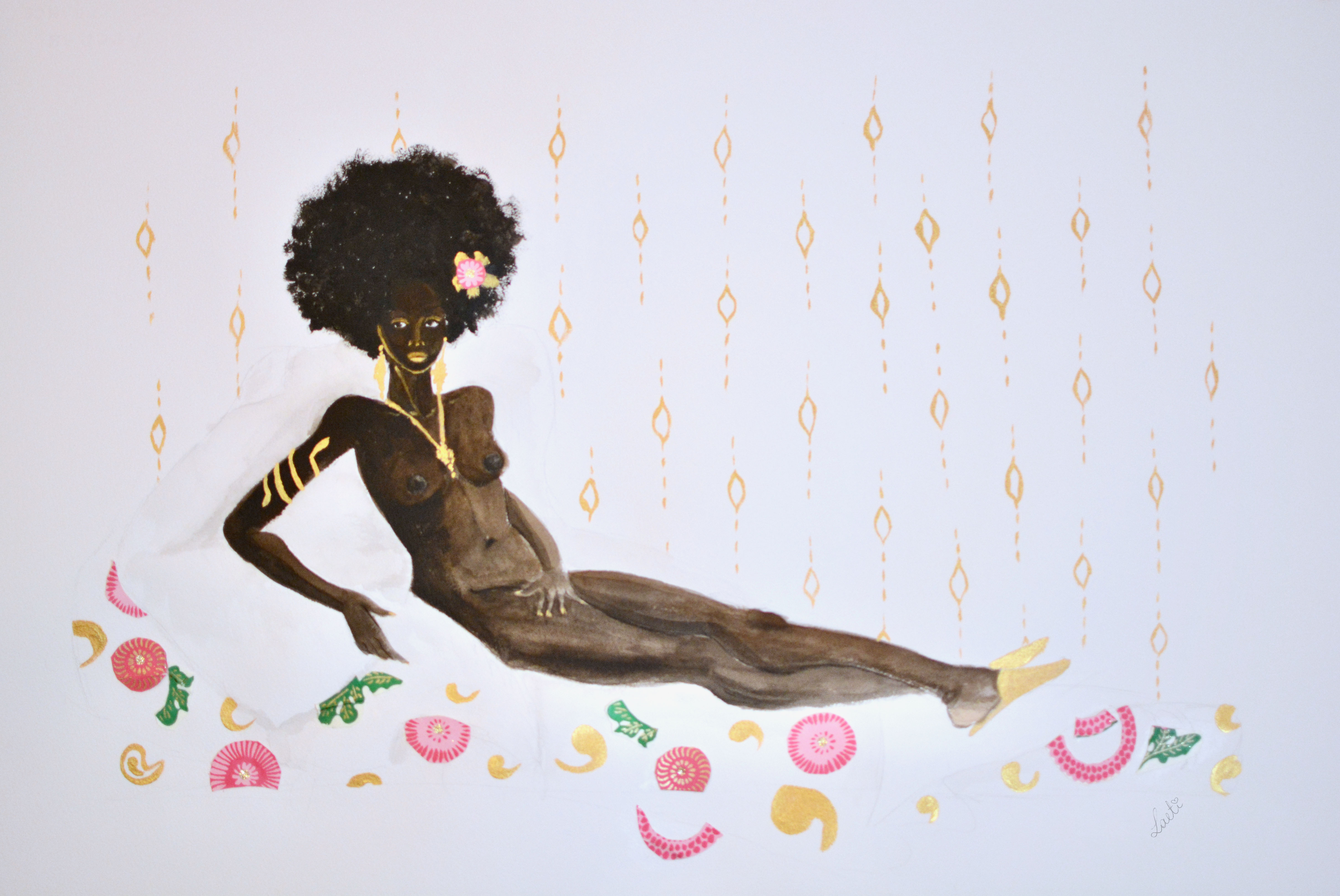 Black Olympia