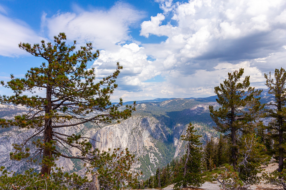 Sentinel Dome view, Yosemite Valley, hiking, trails, mountains, travel, vacation, wilderness, nature