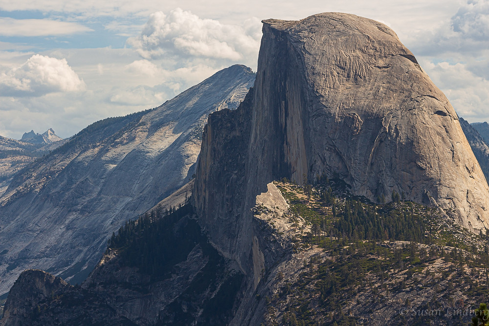 Half Dome, Yosemite National Park, California.  close up of Half Dome, mountains, nature, wilderness, travel, vacation, photography
