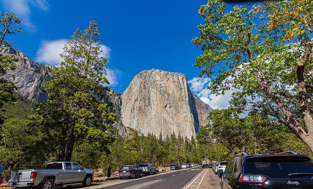 El Capitan, Yosemite, California.  Yosemite, mountains, nature, wilderness, trails