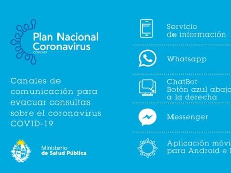 El detrás de escena de la estrategia digital del Plan Coronavirus