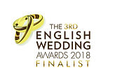 Finalist Logo _ English Wedding Awards 2