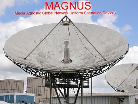 Magnus for SATCOM