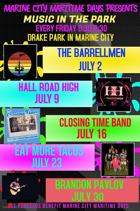 Music in the Park Flyer July.jpg