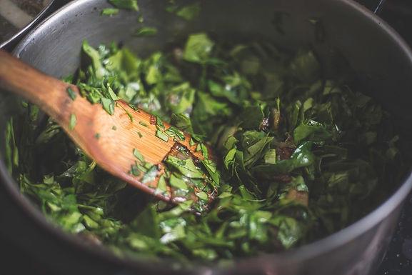 תבשיל לוף וחומעה עם יוגורט צאן