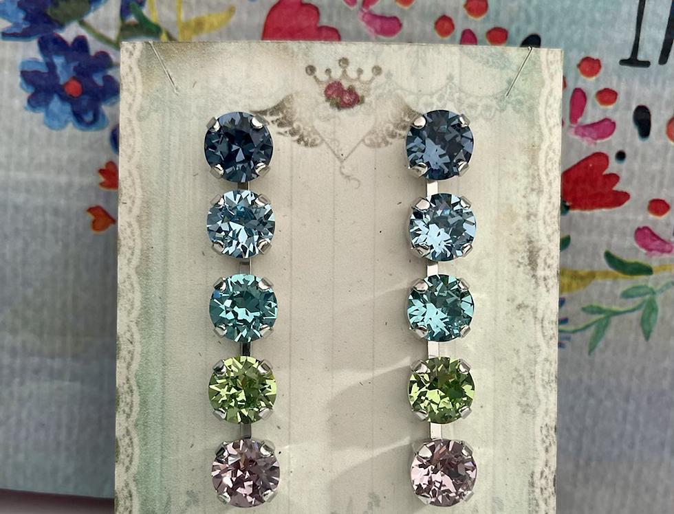 Georgie Dangle Earrings