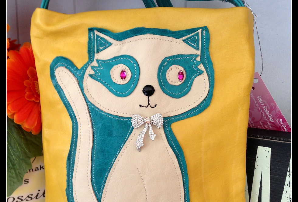 Cool Cat Animal Bag