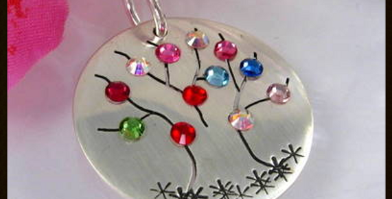 Family Tree Medium Necklace