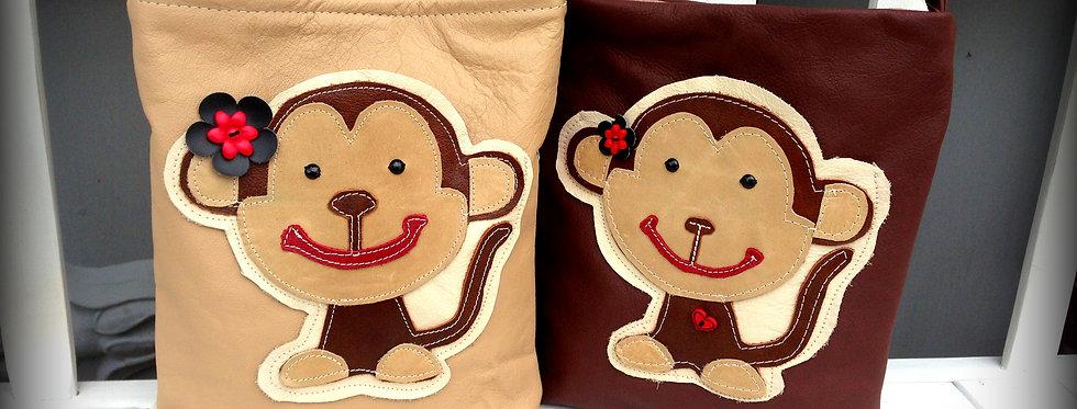 Monkey Animal Bag