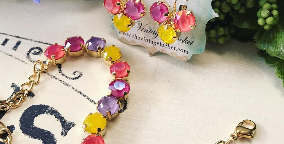 Summer Swarovski Bracelet