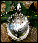 Vintage Spoon artisan crafted jewelry