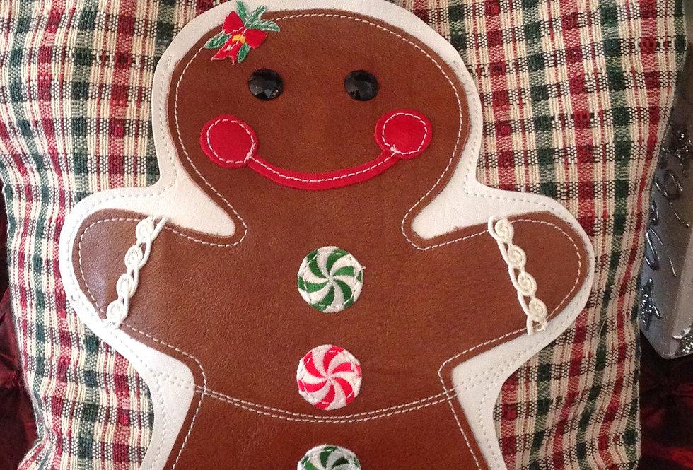 Gingerbread Man Medium Bag